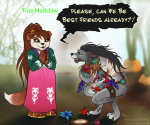 A Pandaren's Best Friend