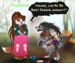 A Pandaren's Best Friend