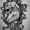 Scarred Tattoo