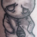 The 1st one on (my own) human skin